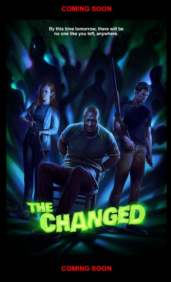 The Changed movie poster